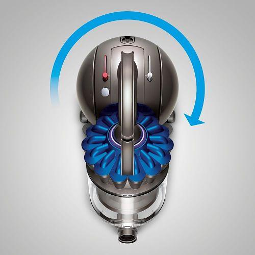 Las mejores aspiradoras sin bolsa del mercado Dyson DC37c Total Allergy Bola