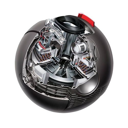 Las mejores aspiradoras sin bolsa del mercado Dyson DC37c Total Allergy Motor