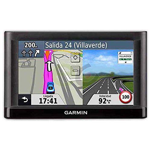 Los mejores GPS para coches Garmin Nüvi 42