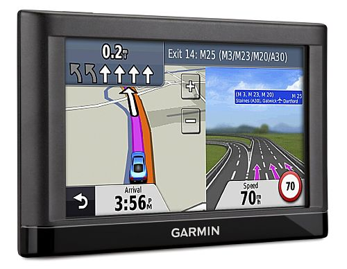 Los mejores GPS para coches Garmin Nüvi 52