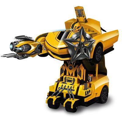 Los mejores juguetes de radiocontrol Bumblebee