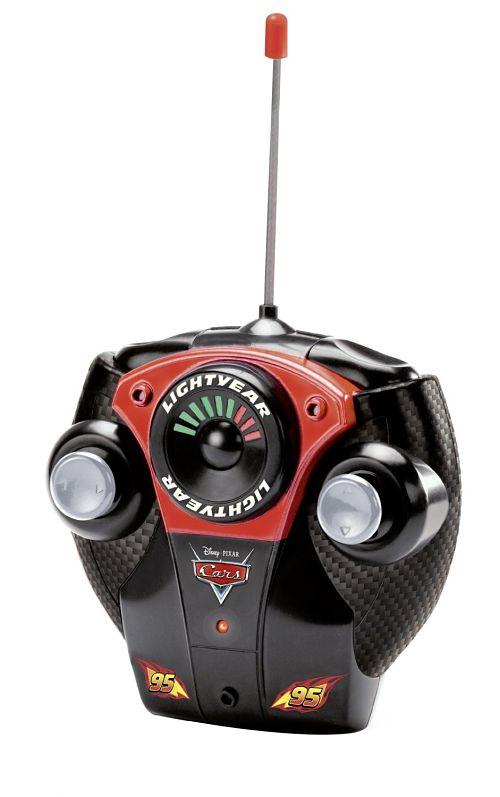 Los mejores juguetes de radiocontrol Rayo McQueen mando