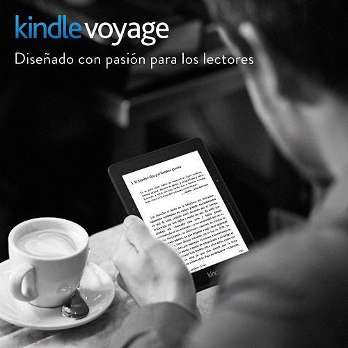 Los mejores kindle del mercado Kindle Voyage 6 Pulgadas con wifi