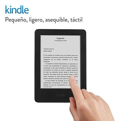 Los mejores kindles del mercado Kindle 6 pulgadas con wifi