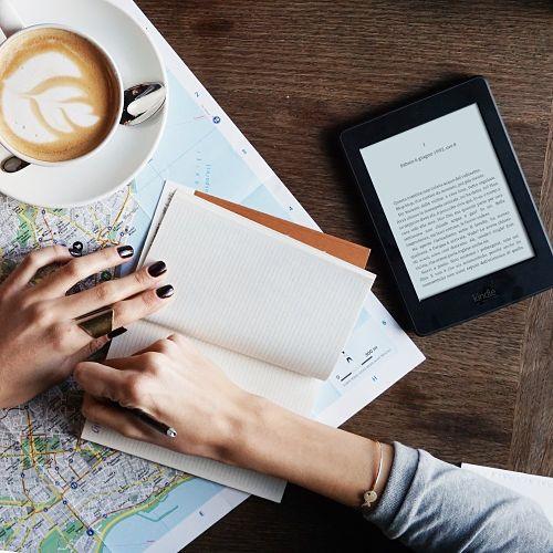 Los mejores kindles del mercado Kindle PaperWhite 6 pulgadas con wifi