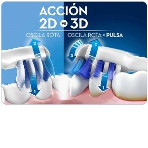 Oral-B Vitality Trizone Tipo Movimiento