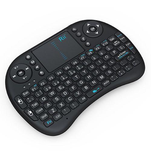 Los mejores touchpads inalámbricos del mercado Rii Mini i8 Wireless