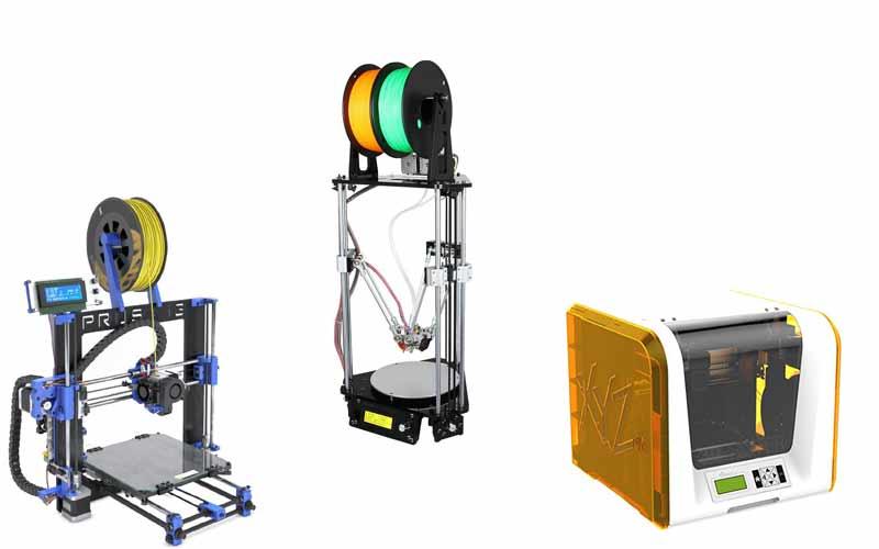 Impresora 3D ¿ Cual es la mejor y cual comprar ?