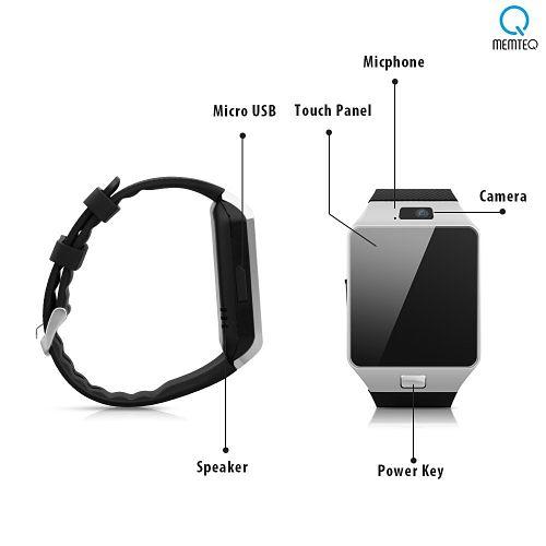 mejor smartwatch barato memteq gv05 componentes