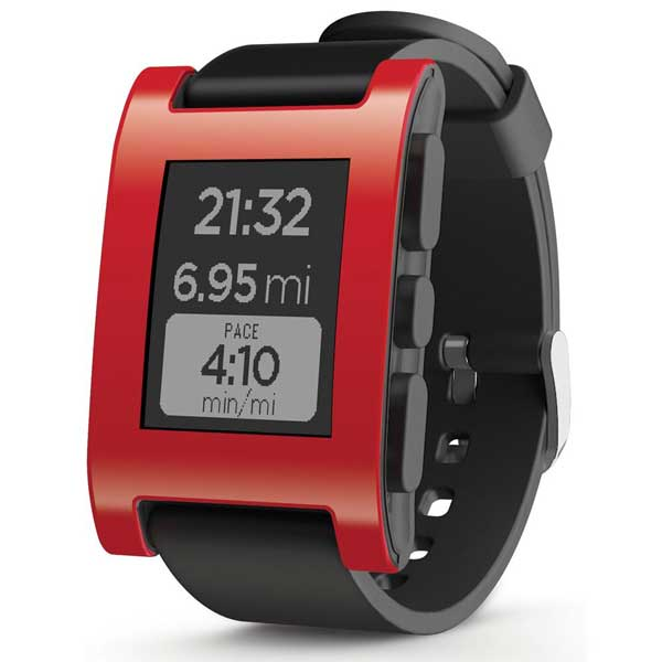 Pebble orginal, smartwatch compatible con iphone