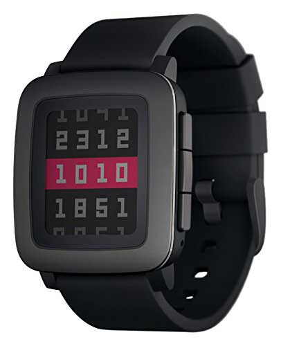 Pebble Time, smartwatch compatible con iphone