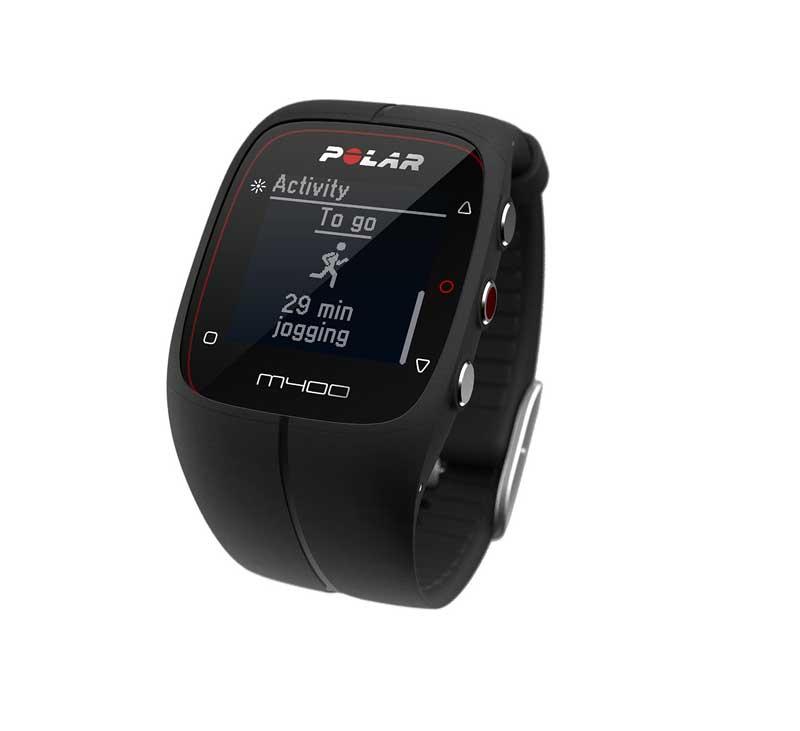 Polar M400 el mejor reloj cuantificador con pulsometro para deportistas