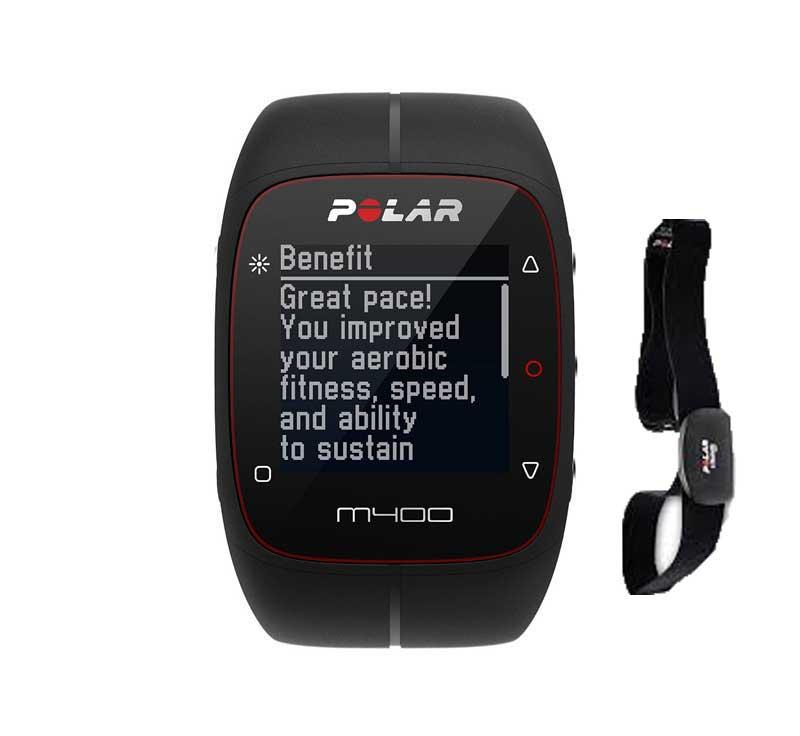 Polar M400 el mejor reloj cuantificador con pulsómetro para deportistas